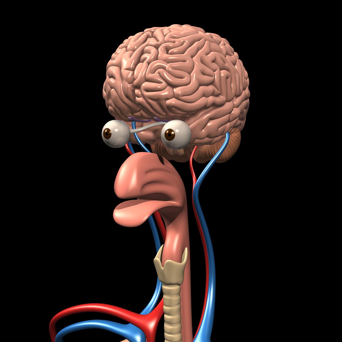 Human Anatomy & Brain – MotionCow